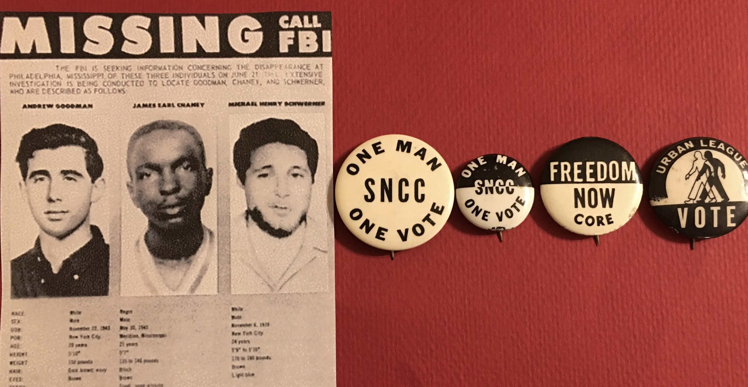 Episode #340: Hope, and Fear, During The Freedom Summer